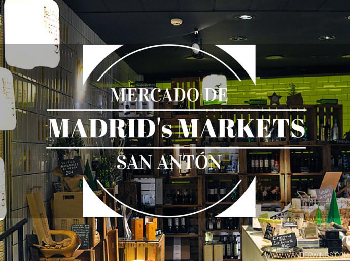 SPAIN: Mercado de San Antón, Madrid || Wanderwings