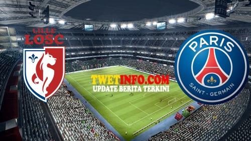 Prediksi Lille OSC vs Paris Saint Germain FC Pekan 1 Ligue 1 2015