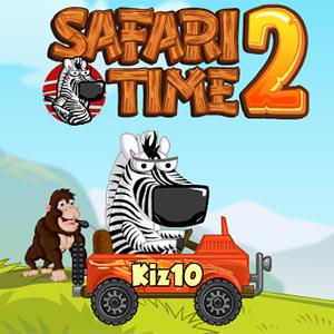 Safari Macerası Yeni