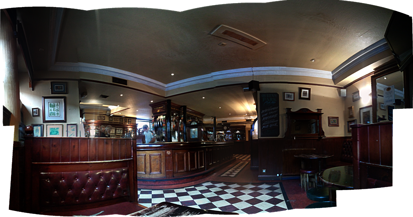 Queens Park Cafe, Glasgow: