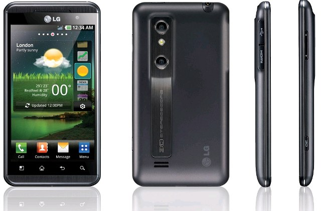 TECHZONE: LG Optimus 3D review, features and specifications
