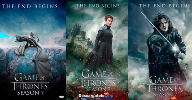 Game Of Thrones Temporada 7 HD Latino
