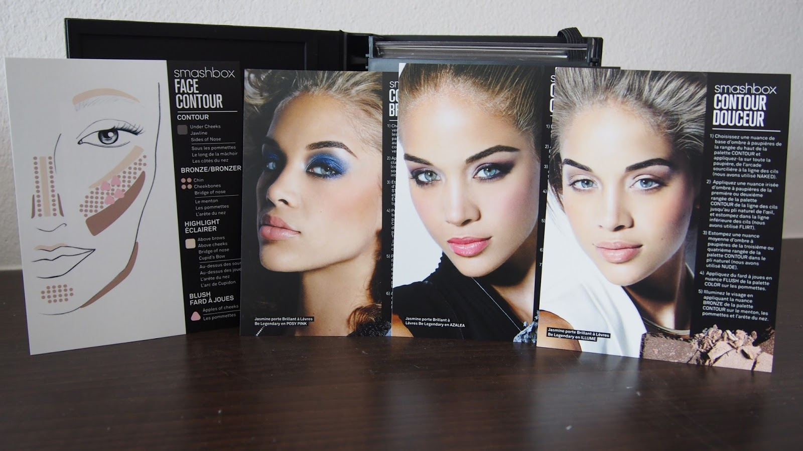 You Will Also Get The Looks And How To Do The Contour By The Way, This  Palette Calls
