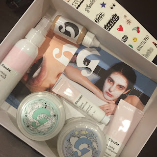into the gloss glossier phase 1 set beauty skin care