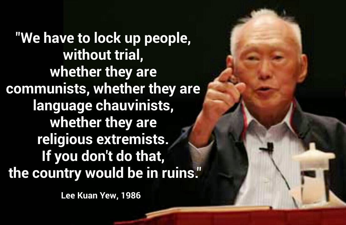 Lee Kuan Yew was a horrible person says Singaporean Amos Yee! Updated.