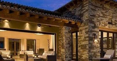 Fotos de terrazas terrazas y jardines terrazas de casas for Fotos de casas modernas con tejas