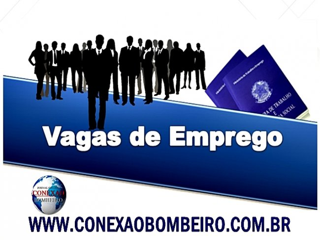 VAGAS DE EMPREGO
