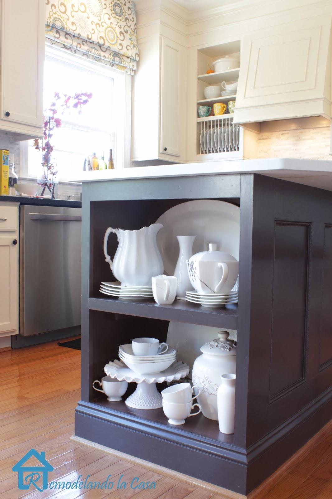 remodelando la casa diy kitchen organization ideas