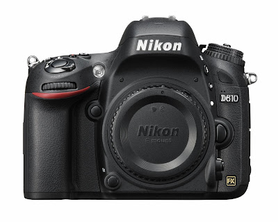 Nikon D610 24.3 MP Digital SLR Camera