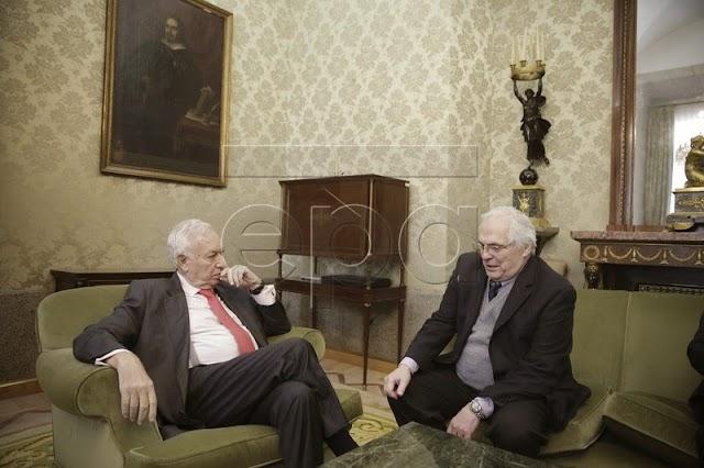 """Margallo defiende ante Ross la """"libre determinación"""" del Sáhara Occidental"""