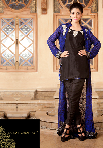 Zainab Chottani Eid Pret Exhibition 2014