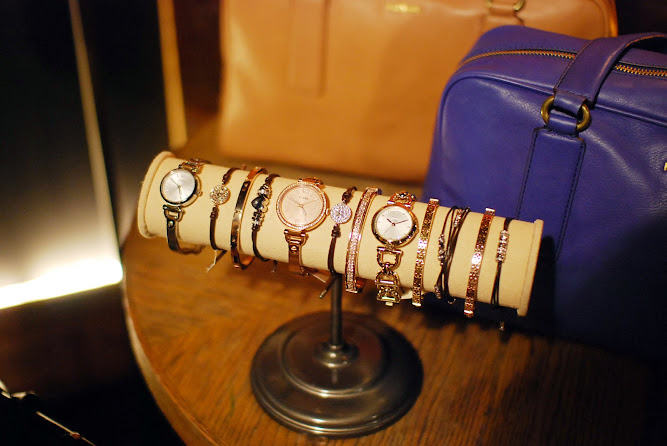 Fossil 2013 Leathers Preview Bag Watches