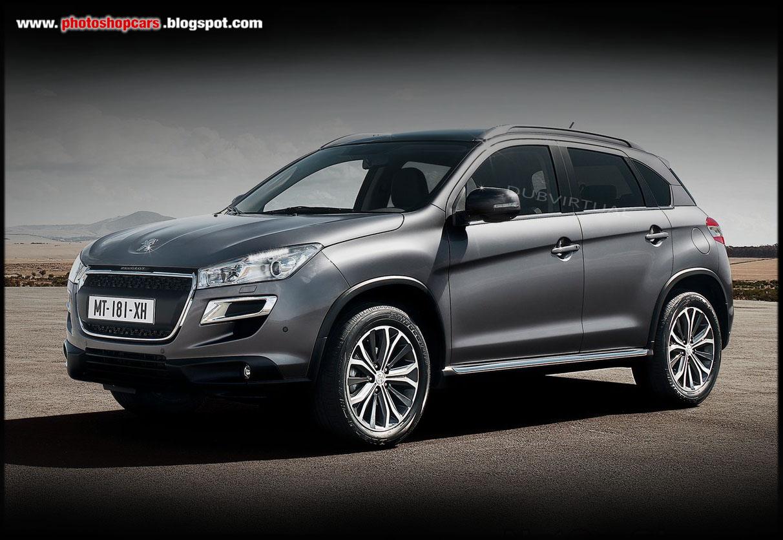 Novo Peugeot 4008
