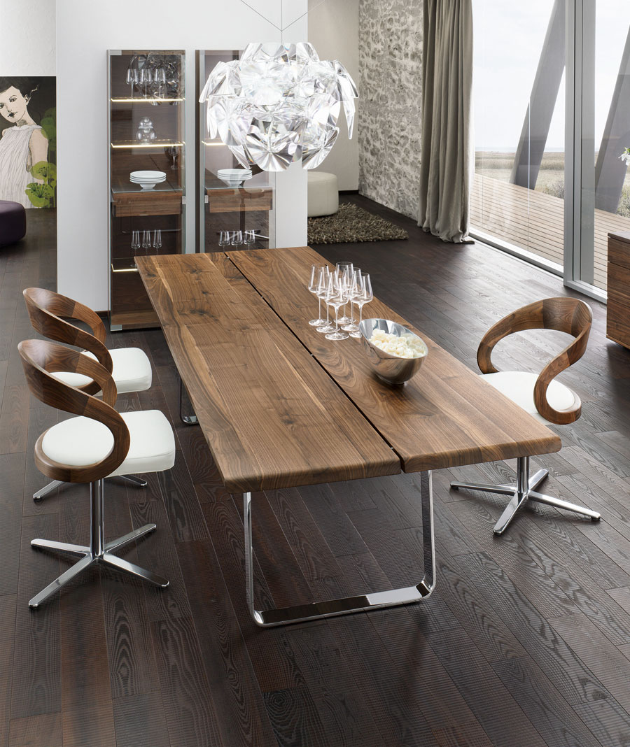My best friend craig craigslist monday dining table base - Table bois massif contemporaine ...