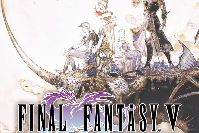 FINAL FANTASY V v1.0.6 Apk + Data Mod [Cracked / Sem Root]