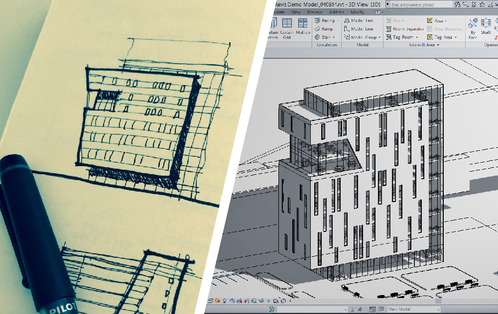 Practical bim october 2015 for Design teich