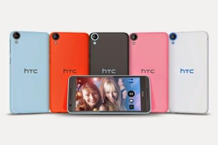 HTC Desire 820 resmi diperkenalkan, dengan prosesor 64-bit Snapdragon 615
