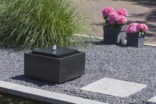 Waterornamenten voor tuin vijver terras en balkon tuin 2017 - Deco voor terras ...