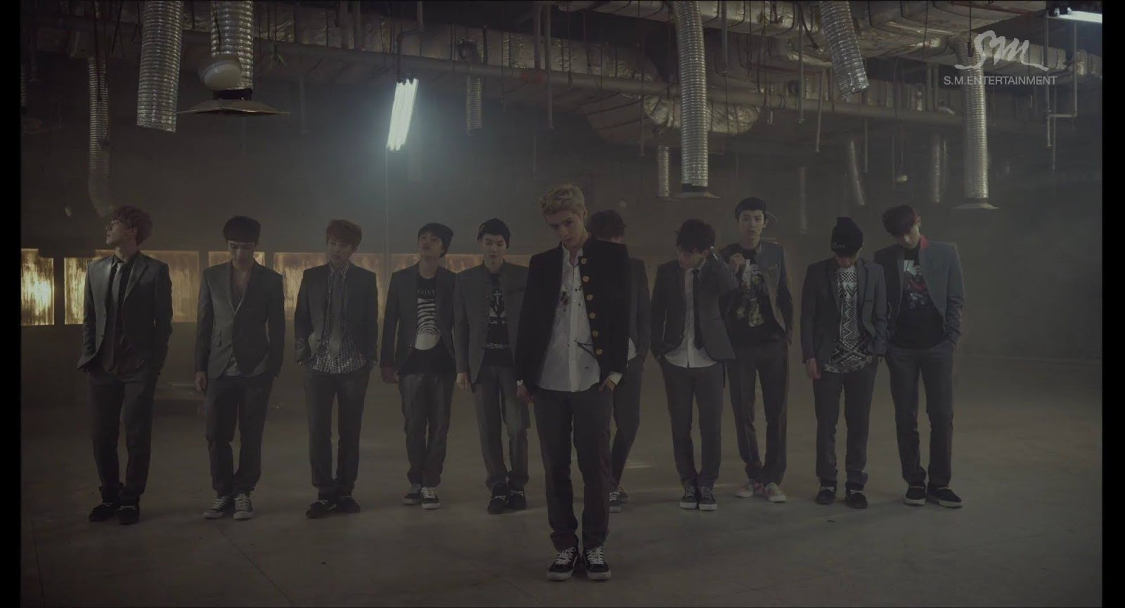 kpop exo releases drama version for mv wolf. Black Bedroom Furniture Sets. Home Design Ideas