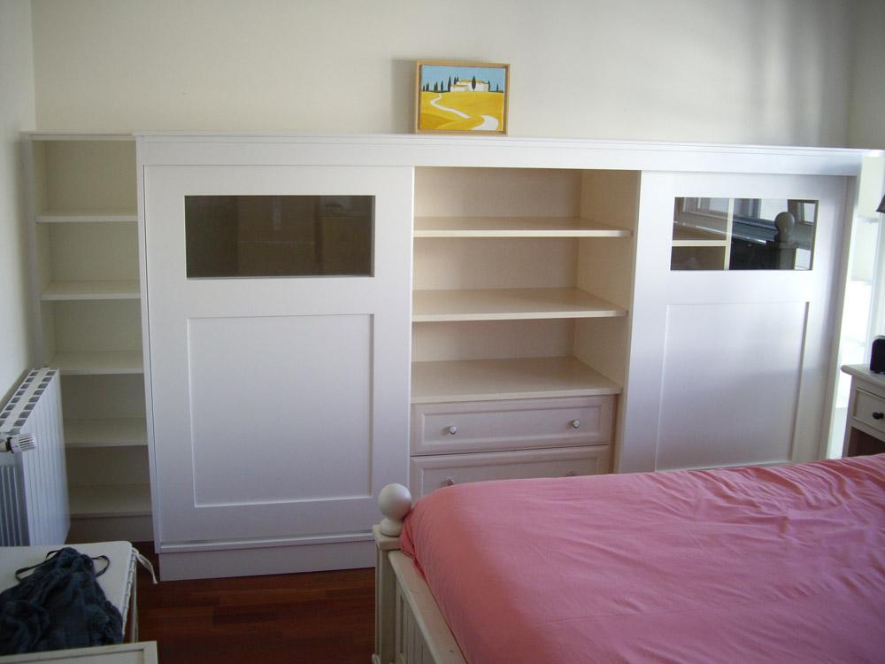 Dormitorios juveniles y de matrimonio carpintero sevilla - Merkamueble armarios dormitorio ...