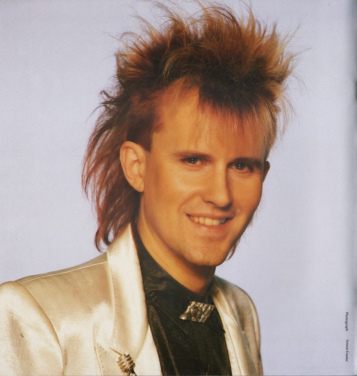 Top Of The Pops 80s Howard Jones 1985 Dream Into Action