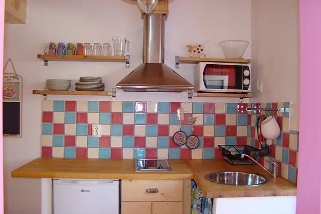 Cozinha Rústica Barata e Simples - Modelos - iBiscoito