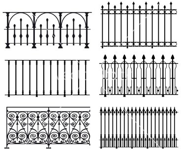 Iron Works Philippines wrought fence