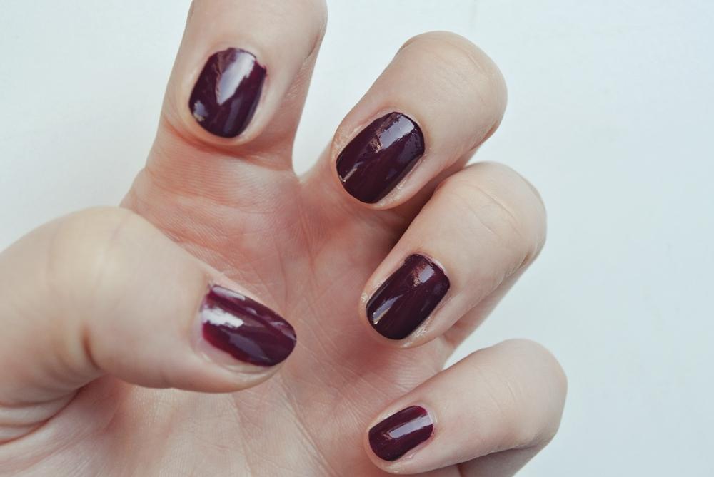 Beautiful Matte Black Nails Tumblr Gallery