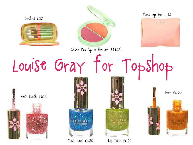 Louise Gray for Topshop