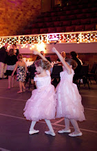 Fist Pumping Flower Girls