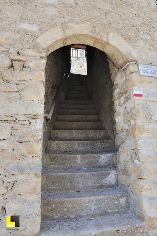 escalier ruelle valdrome photo pascal blachier