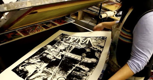 The Printmaker – Aida Wild