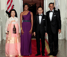 The State Dinner For South Korea