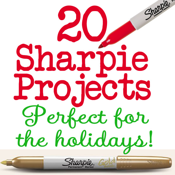 valentine's day gifts buzzfeed - I Love Sharpies 20 Great Ideas & Projects Happiness is