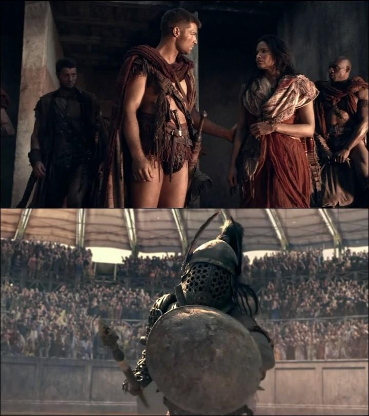 Imagen de la Serie Spartacus Vengeance Temporada 2 Capitulo 5