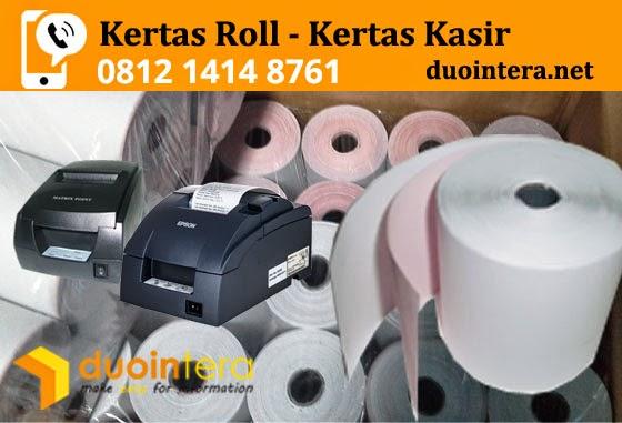Kertas Roll jakarta - Kertas Kasir jakarta - Kertas Mini Market