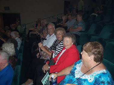 Celtic Thunder Show 11/3/12