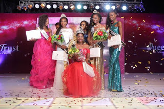 ALL HAIL THE QUEEN!!! Miss Cynthia Ugbali wins QUEEN OF TRUST 2015