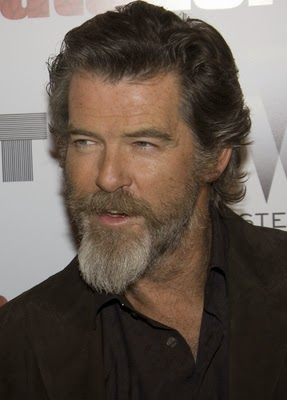 Irish Actor Pierce Brosnan Photos