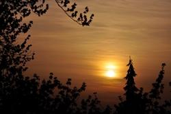 Eine Sonne wie ein Mond...