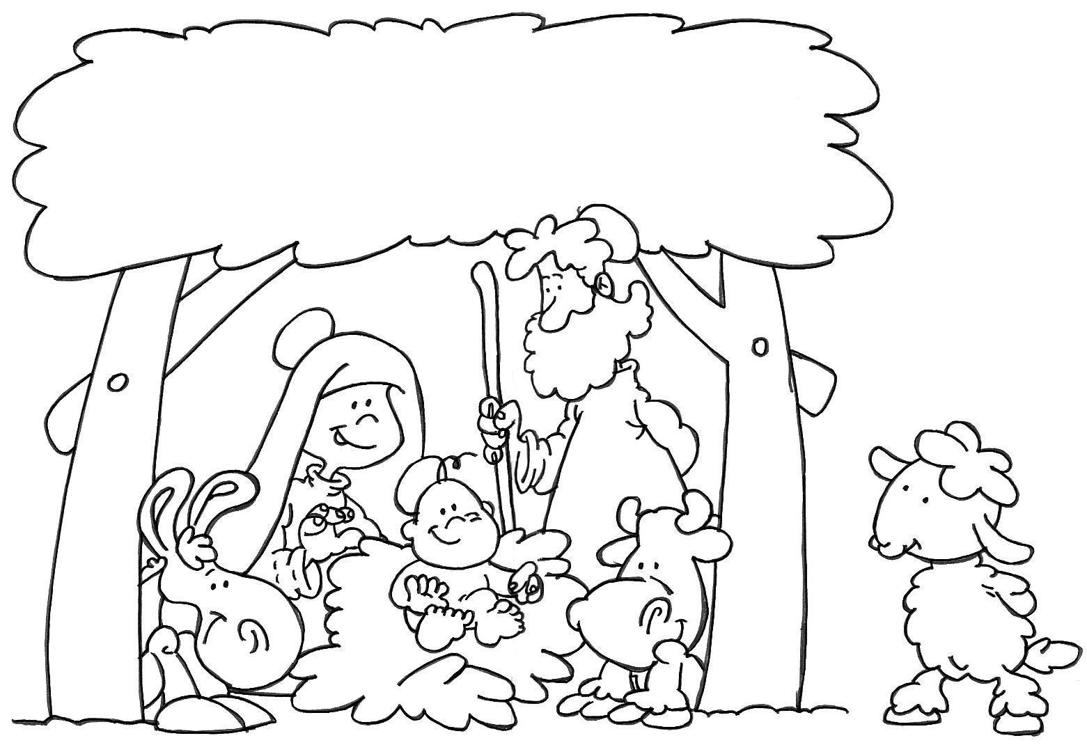 Dibujos Navideos Originales Dibujos Para Colorear De Navidad With - Dibujos-originales-de-navidad