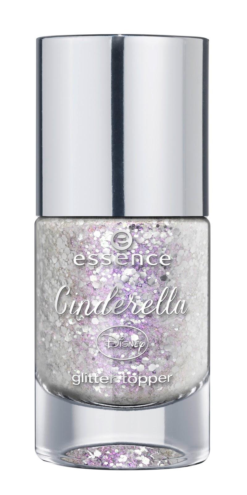 essence glitter topper