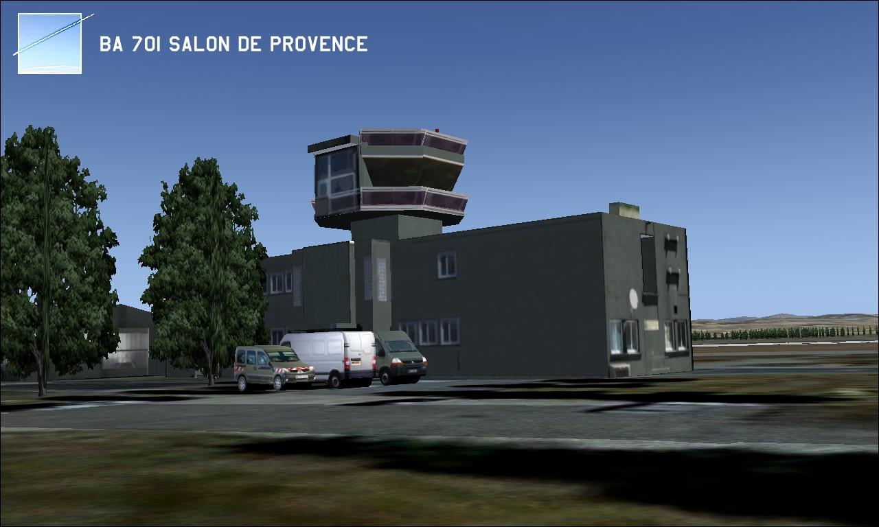 Skydesigners base a rienne 701 salon de provence for Formule 1 salon de provence