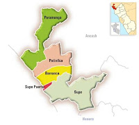 Mapa de Barranca