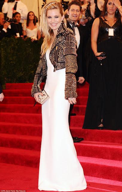 Sienna Miller Met Gala