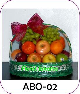 parcel buah segar