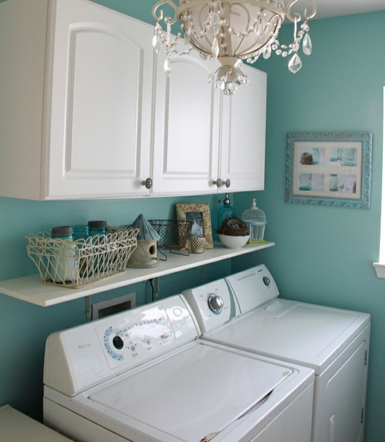 Imperfect Polish: Laundry Room Re-