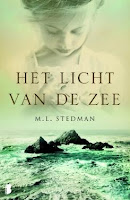 The light between oceans M.L Stedman cover