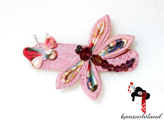 kanzashiland libélula japonesa