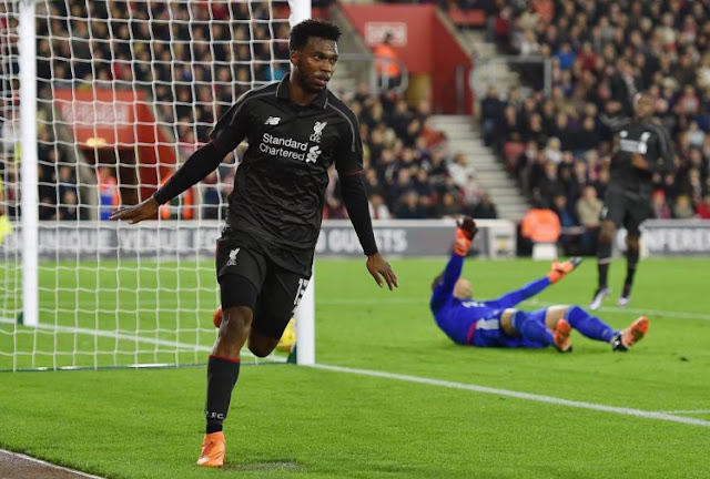 Sturridge grabbed a four-minute brace against Southampton (Picture: Getty)